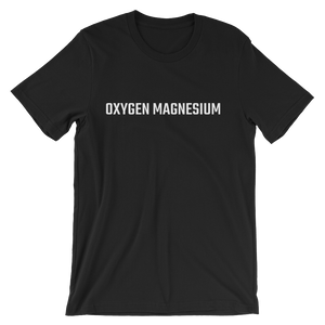 YOCN Oxygen Magnesium Tee for Men (black)