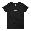 YOCN Meh Tee for Women (black)