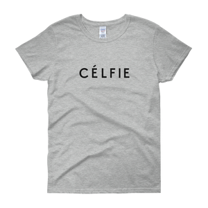 YOCN Celfie Tee for Women