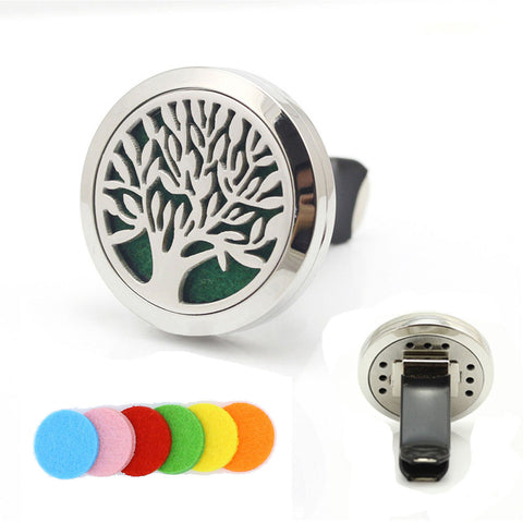 Tree of life Aromatherapy Car Diffuser 30mm