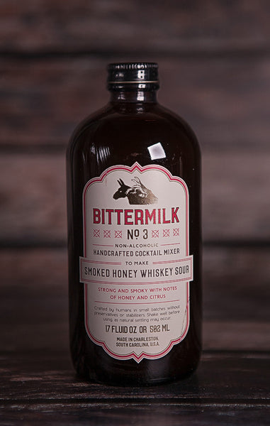 Bittermilk- No. 3 Smoked Honey Whiskey Sour