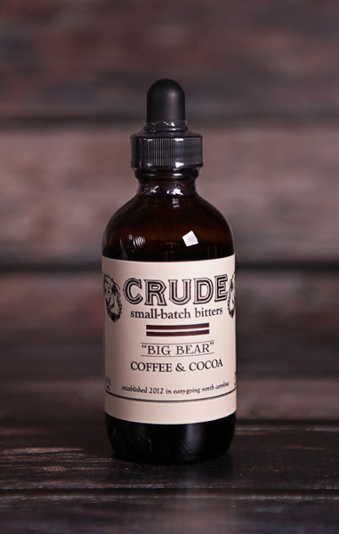 Crude Bitters- Big Bear (Coffee & Cocoa)