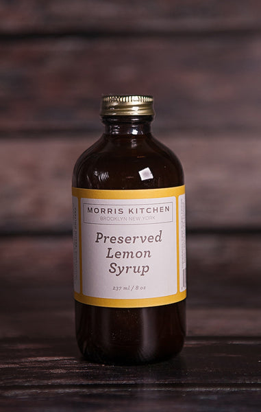 Morris Kitchen- Lemon Syrup