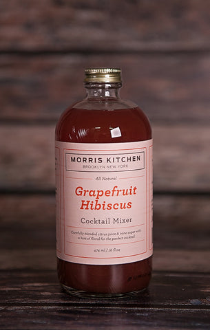 Morris Kitchen- Grapefruit Hibiscus Mixer
