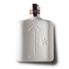 Misc Goods Co.- White Ceramic Flask
