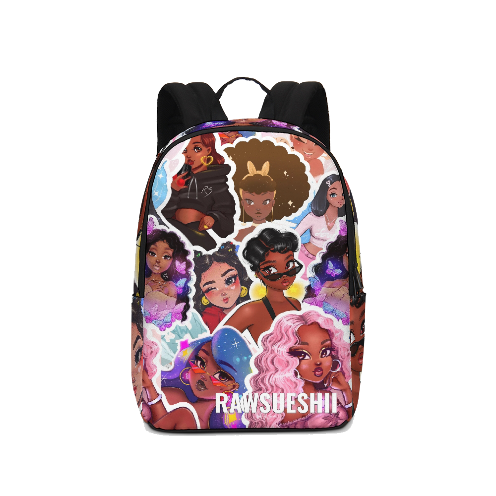 RAWSUESHII 2020 BACKPACK