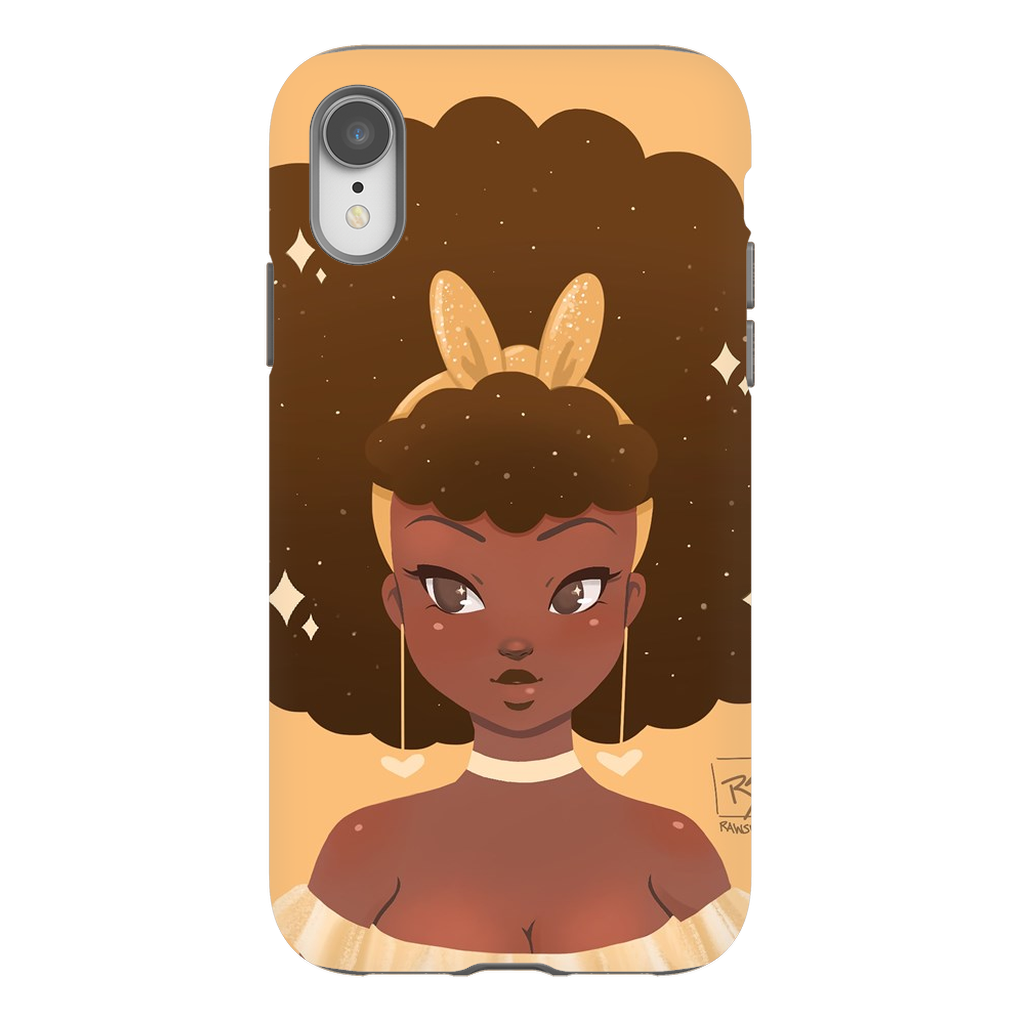 Afro Cutie Phone Cases