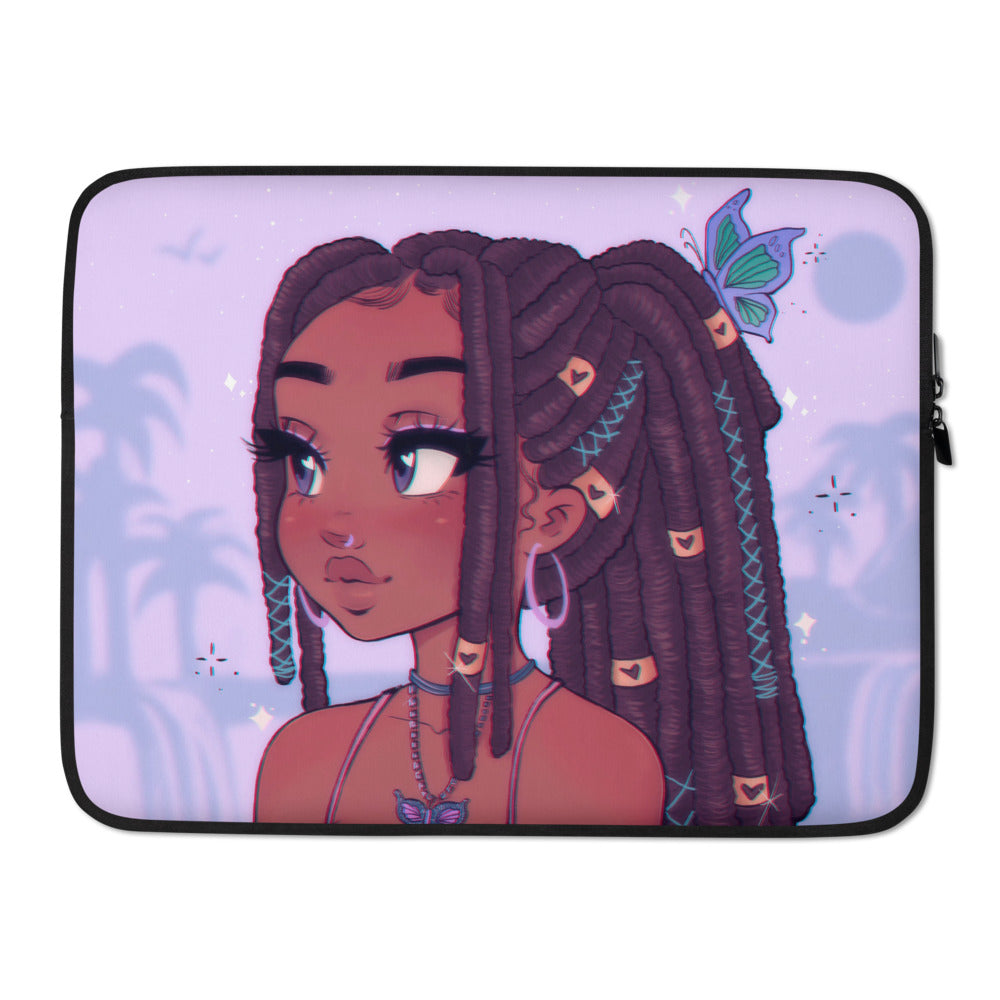 Island Babe Laptop/iPad Sleeve