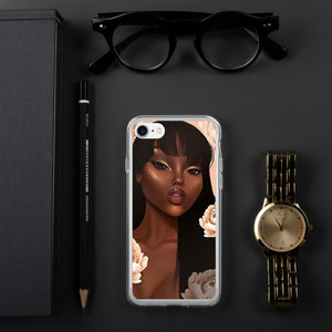 Classic Beauty iPhone Case