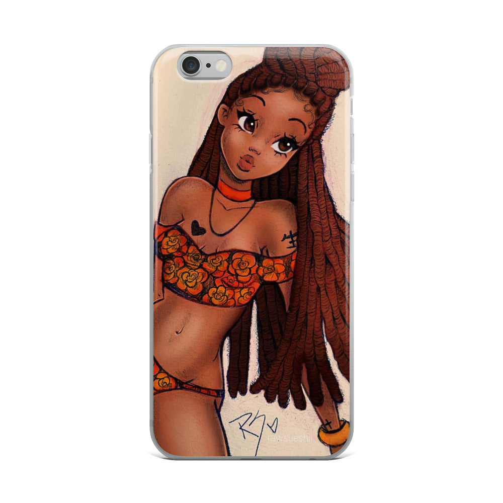 Locs of Love - iPhone Case