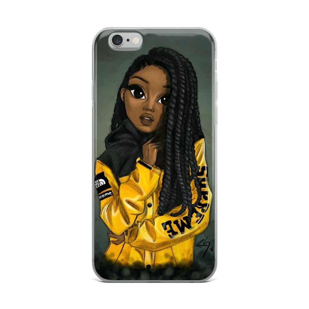 Keke Do You Love Me - iPhone Case