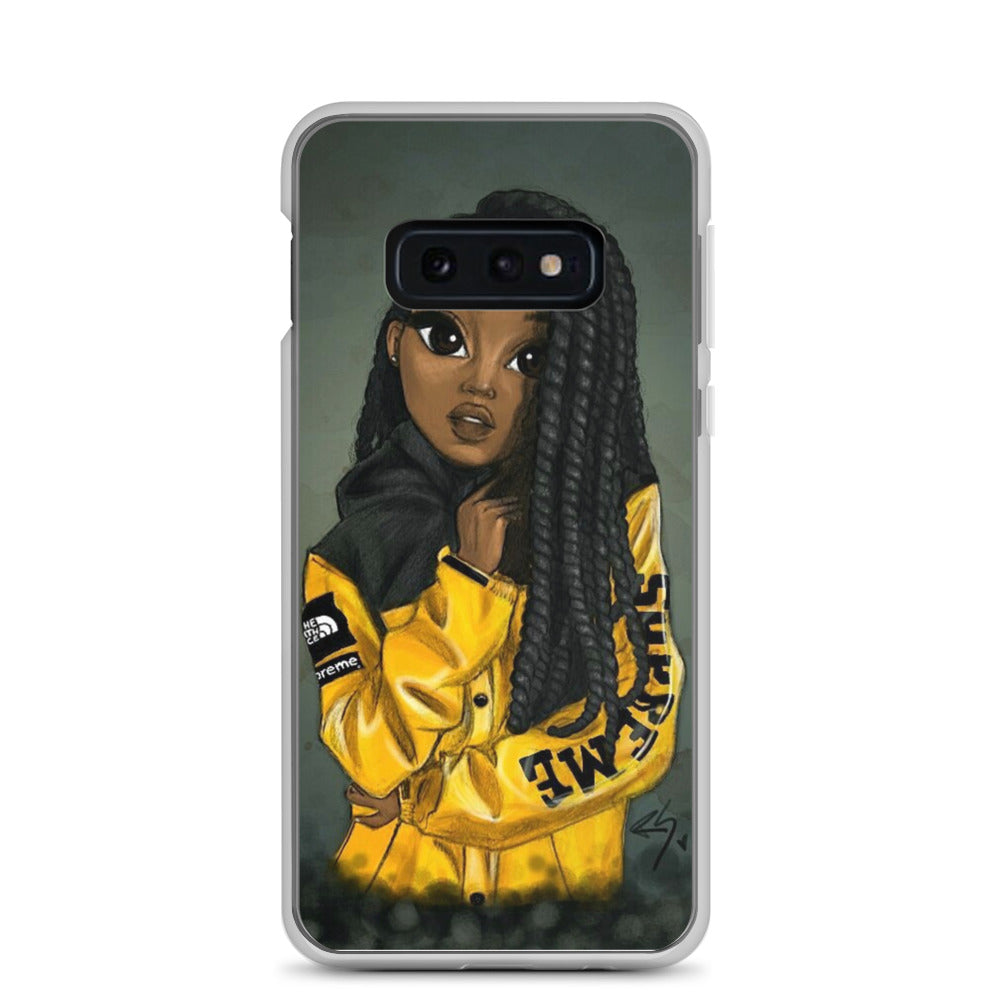 Keke Do You Love Me - Samsung Case