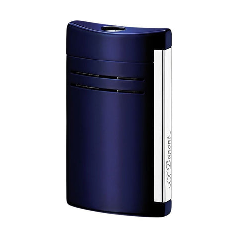 S.T. Dupont Maxijet Lighter Midnight Blue 20102N