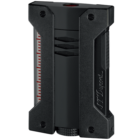 S.T. Dupont Defi Extreme Black Torch High Altitude Lighter, 21400