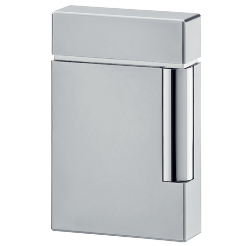 ST Dupont Ligne 8 Lighter Matte Chrome 25101