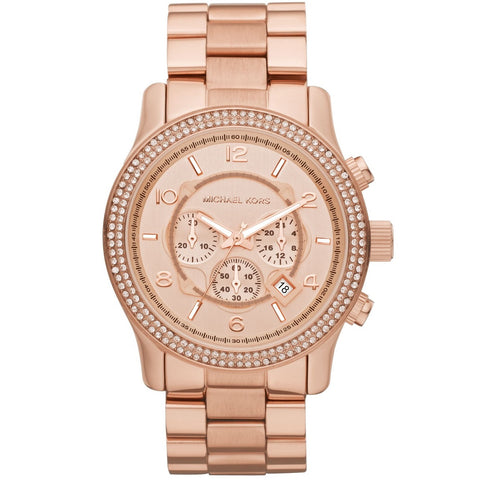 Michael Kors Ladies Watch Rose Gold MK5576