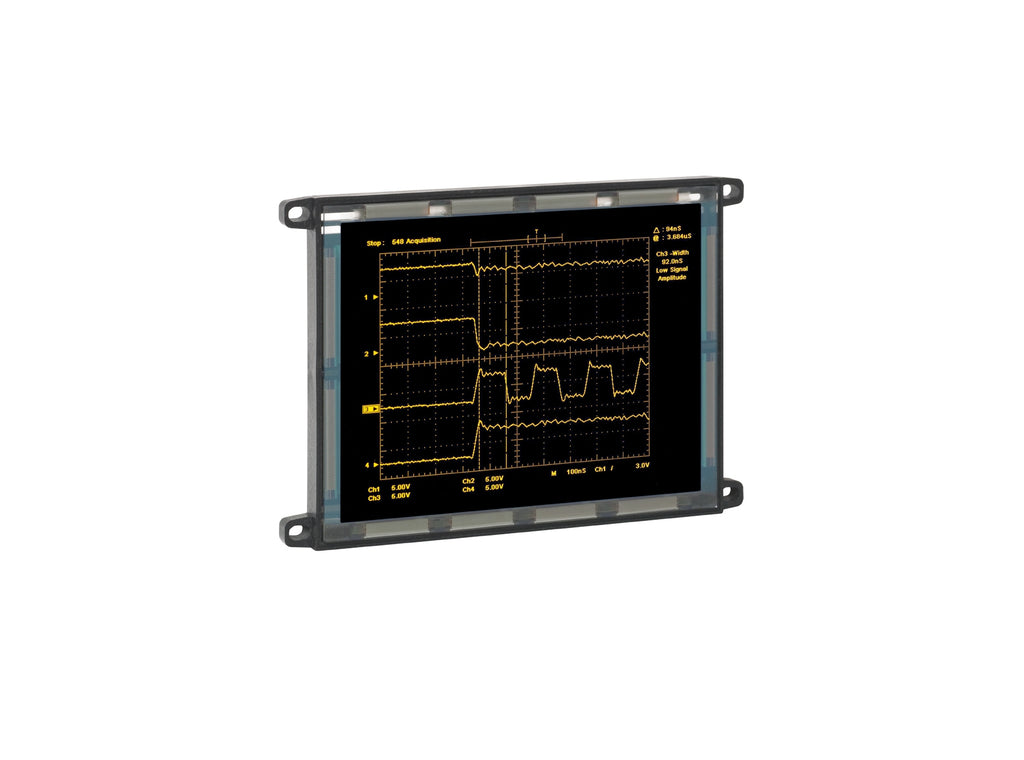 Latest Lumineq® EL640.480-AF1 ICEBrite™ TFEL display 996-0270-00LF Rev. C  (factory lead-time 2-4 weeks)