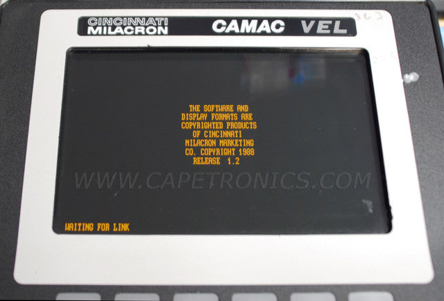 OP Camac VEL and CAMAC BEL repairs by Capetronics.