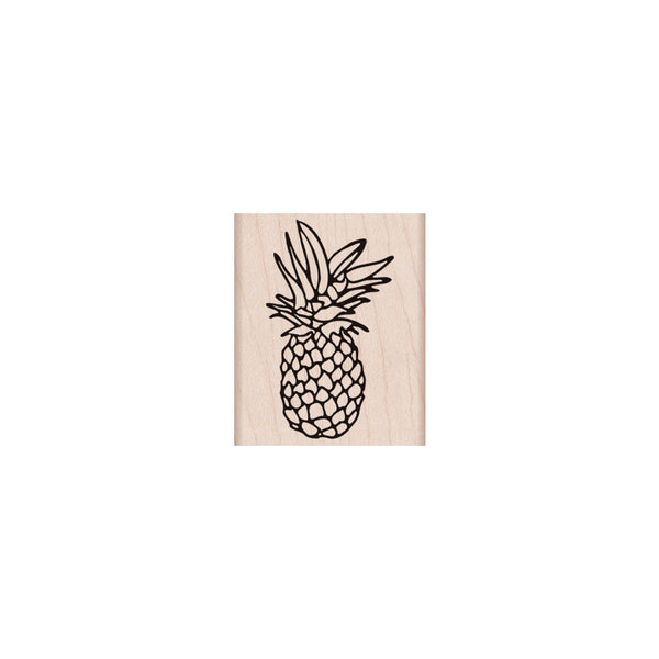 Hero Arts Pineapple Wood Mount