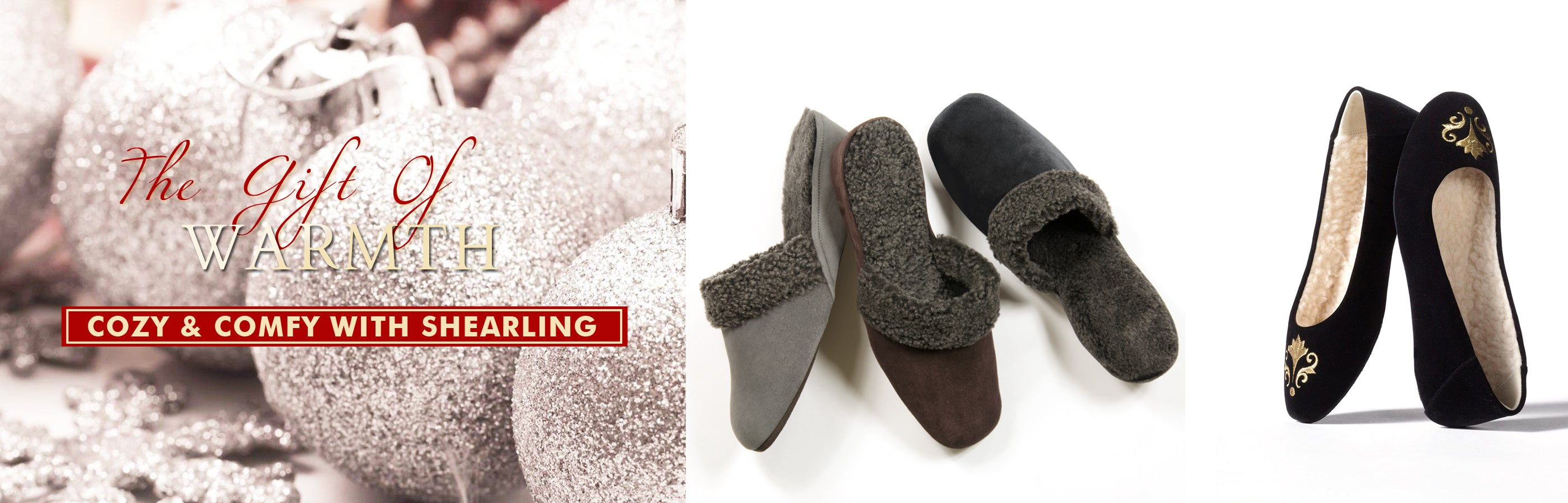 Guift Guide 2016: Shearling and Cozy