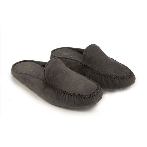 Jacques Levine - #12511F - Mens Slipper in Aviatore