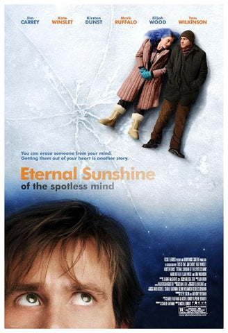 Eternal Sunshine, dramatic, movie night in