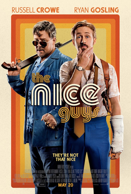 The Nice Guys, action, movie night in
