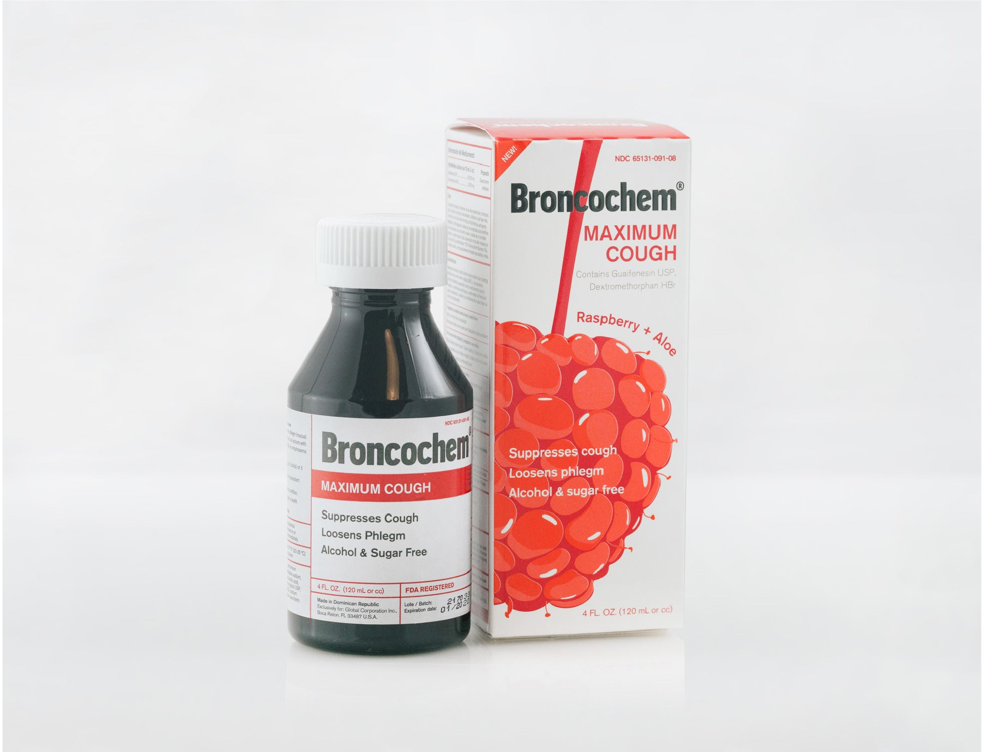 Broncochem Maximum Cough