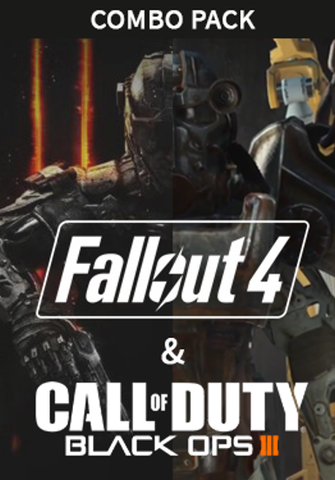 Fallout 4 + Black Ops 3 Combo Pack