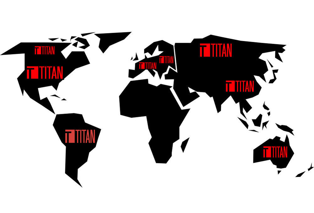 Titan Airsoft goes global