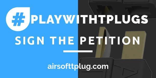 Titan Supports the Airsoft T-Plug Initiative!