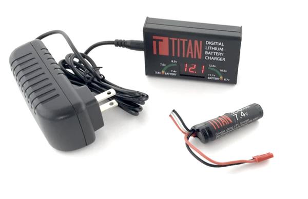 Titan Charger/ HPA Combo