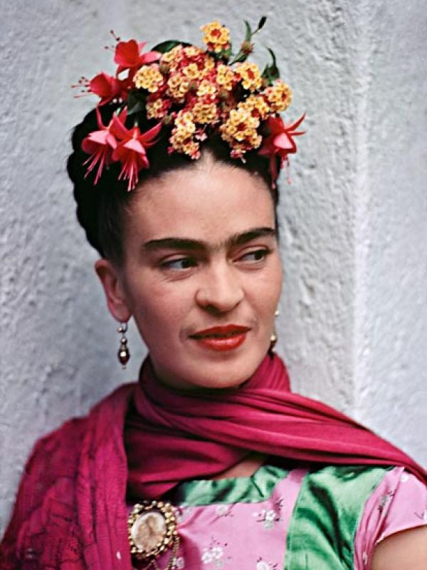 The Fierce Frida & Rebozo