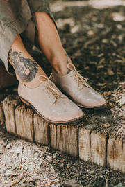Sabeenah Flat Vegan | Fair Trade | Ethically Handcrafted