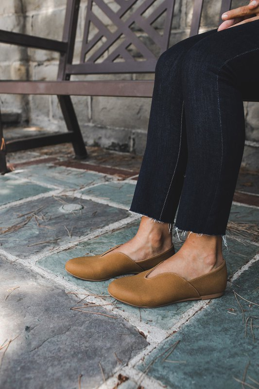 Fiona Flat - Vegan | Fair Trade | Ethically Made - Kallie & Co.