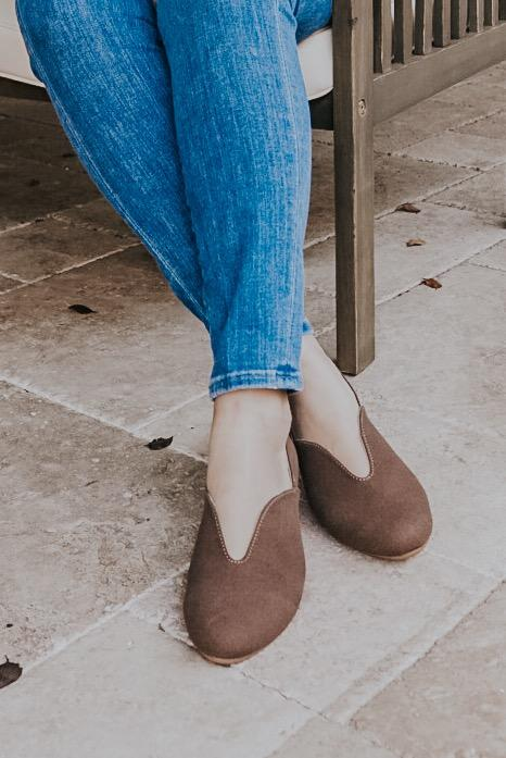 Alanis Flat - Vegan | Fair Trade | Ethically Made - Kallie & Co.