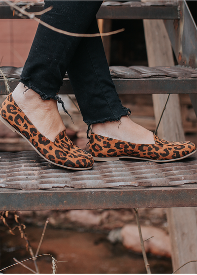 Natalia Vegan |Fair Trade Moccasins