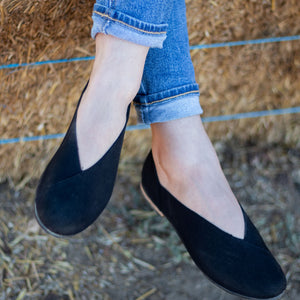 Belle Flat| Organic||Fair Trade| Ethically Sourced