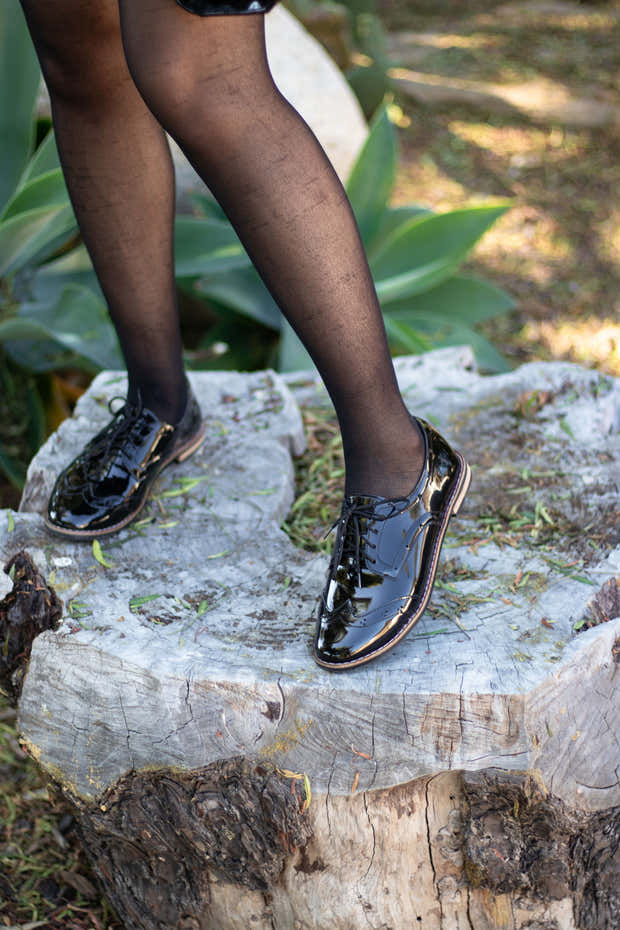 Charlotte Vegan Flat | Fair Trade | Ethically Handcrafted 1