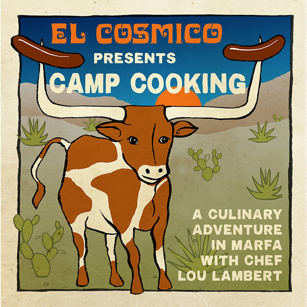 CAMP COOKING 2018