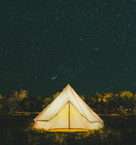 Trans-Pecos Festival of Music + Love: Shelter Co. Tents 2017