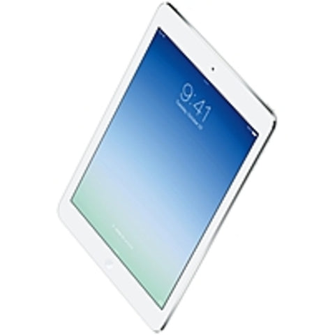 Apple iPad Air MF529LL/A 32 GB Tablet - 9.7 - In-plane Switching (IPS) Technology, Retina Display - Wireless LAN - AT&T - Apple A7 1.30 GHz - Silver - iOS 7 - UMTS, HSPA, HSPA+, DC-HSDPA, EDGE, CDMA2000 1xEV-DO Rev A - Slate - 2048 x 1536 Multi-touch Scr