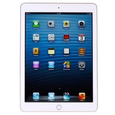 Apple iPad Air 2 with Wi-Fi 128GB - White & Gold