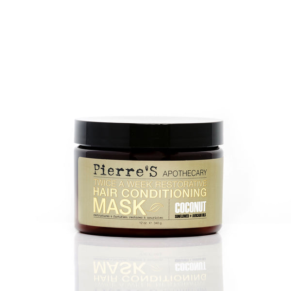 Coconut Twice a Week Restorative Hair Conditioning Mask
