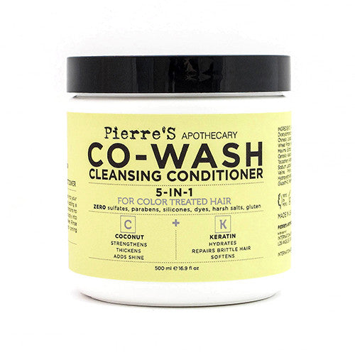 Co-Wash Cleansing Conditioner for Color Treated Hair