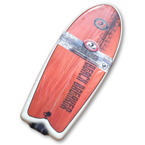 "California Board Co Black Ball Beater 48"" Surfboard and Bodyboard"