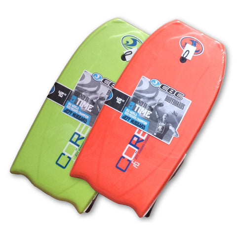"California Board Company Core 42"" Jeff Hubbard Signature Bodyboard"