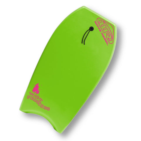 Wave Rebel Wave Princess 36 and 39 Inch Women's Lime Bodyboard