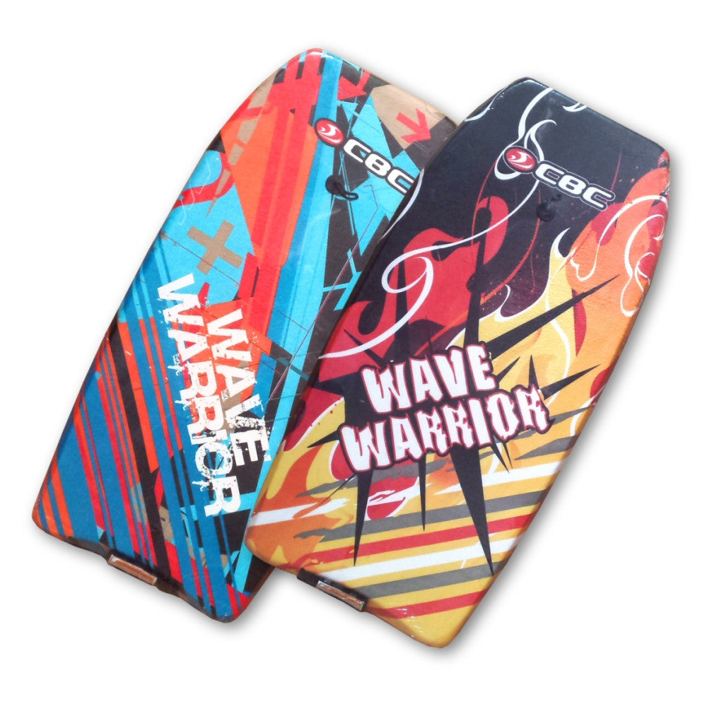"CBC  41"" Wave Warrior Fiberclad Bodyboard"