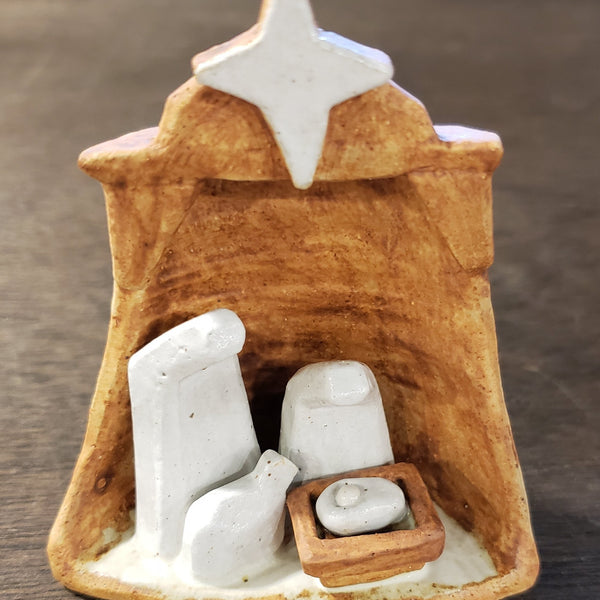 ceramic nativity scene Gallery 209